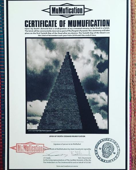 Cert of MuMu