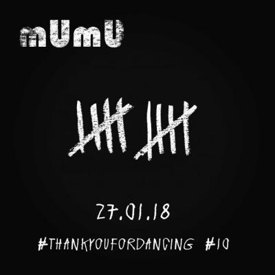 mUmU – 10th birthday party – flyer