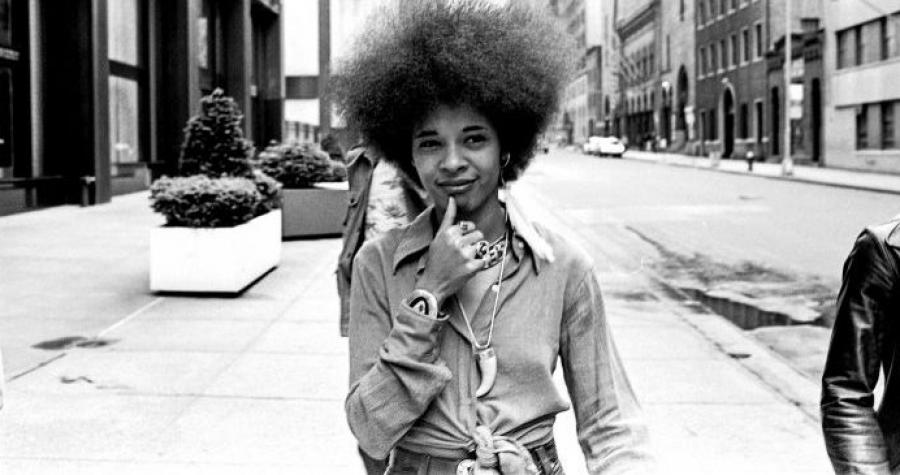 Betty Davis – Photo Courtesy of Robert Brenner