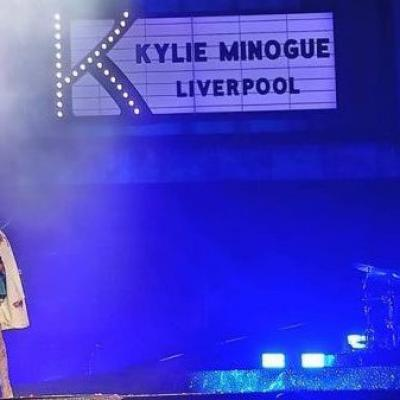 Kylie_ Liverpool