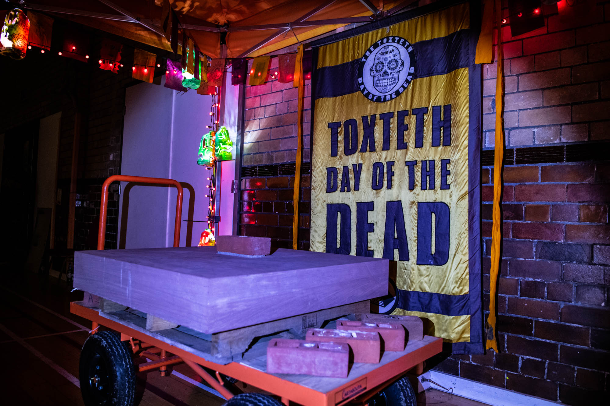 Toxteth Day Of The Dead 2019